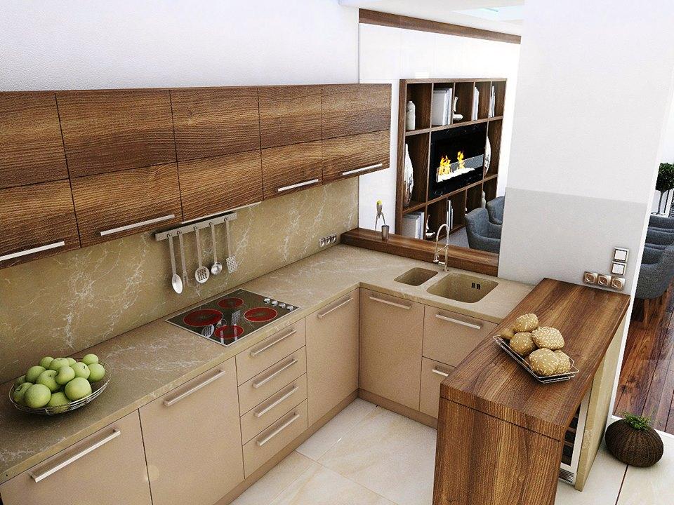 Moderné interiéry,v ktorých sa budete cítiť príjemne - Obrázok č. 88