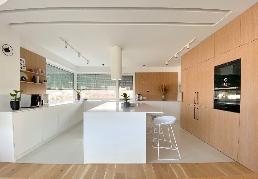 Moderné interiéry,v ktorých sa budete cítiť príjemne - Obrázok č. 94