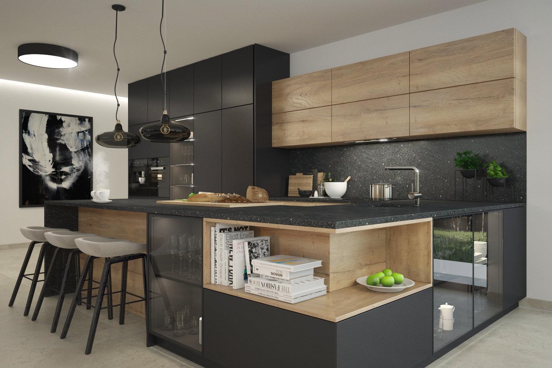 Moderné interiéry,v ktorých sa budete cítiť príjemne - Obrázok č. 104