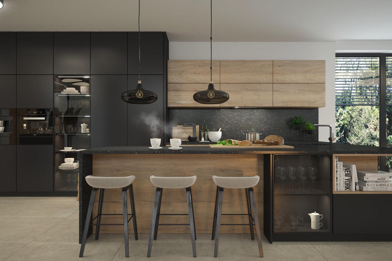 Moderné interiéry,v ktorých sa budete cítiť príjemne - Obrázok č. 105