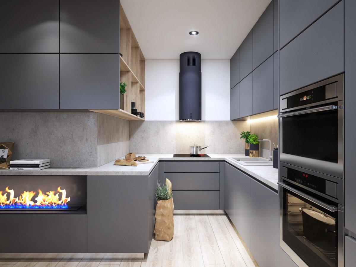 Moderné interiéry,v ktorých sa budete cítiť príjemne - Obrázok č. 106