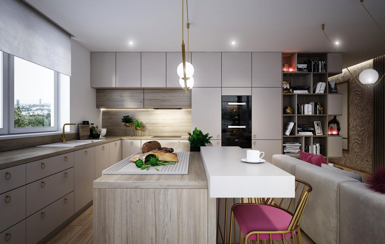 Moderné interiéry,v ktorých sa budete cítiť príjemne - Obrázok č. 108