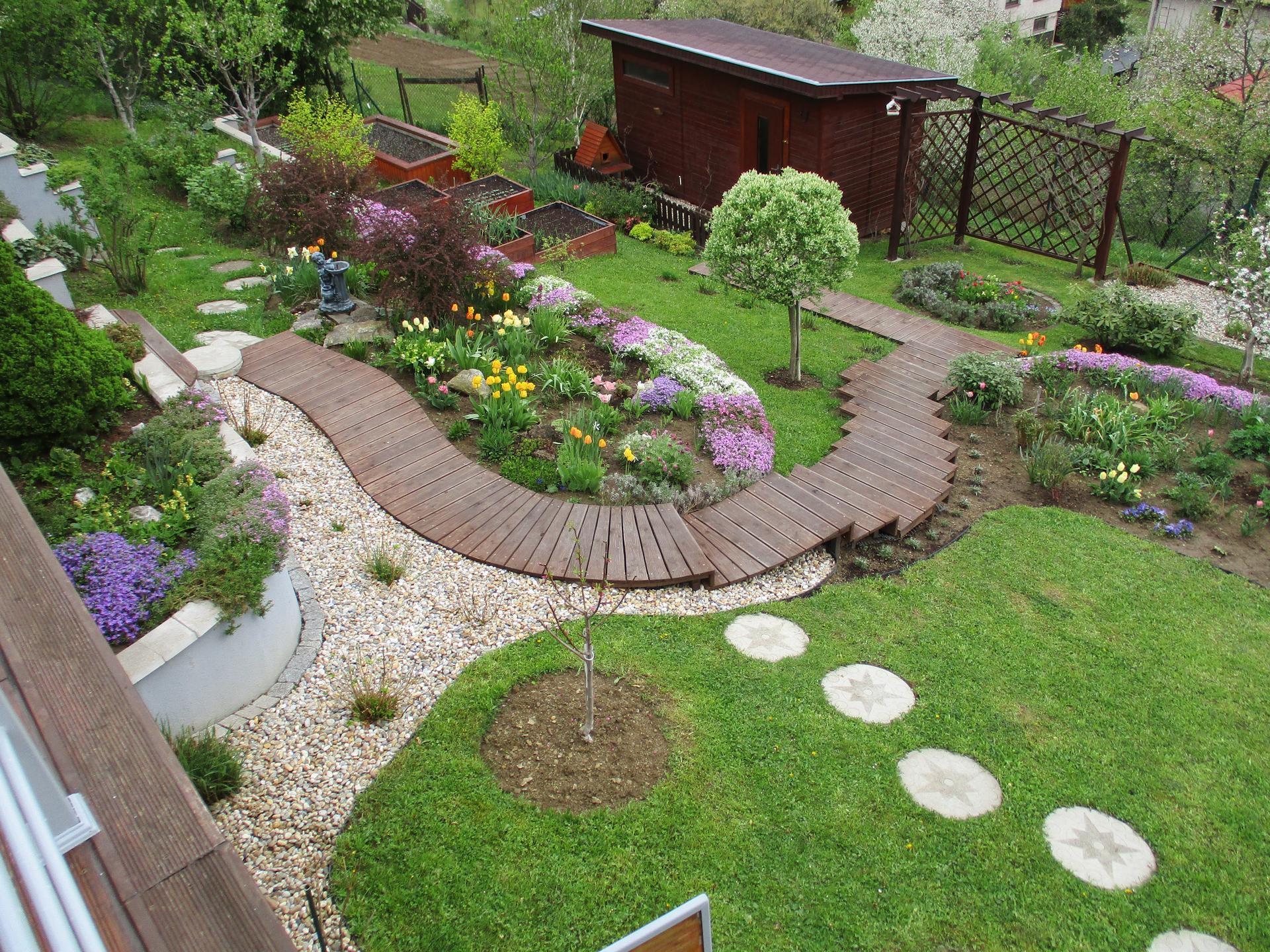 Jar v našej záhrade - Obrázok č. 31