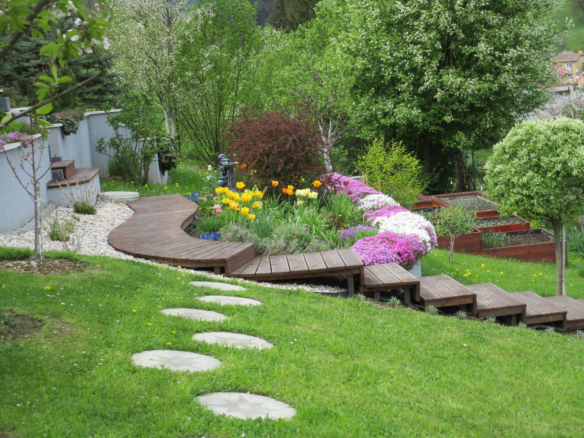 Jar v našej záhrade - Obrázok č. 35