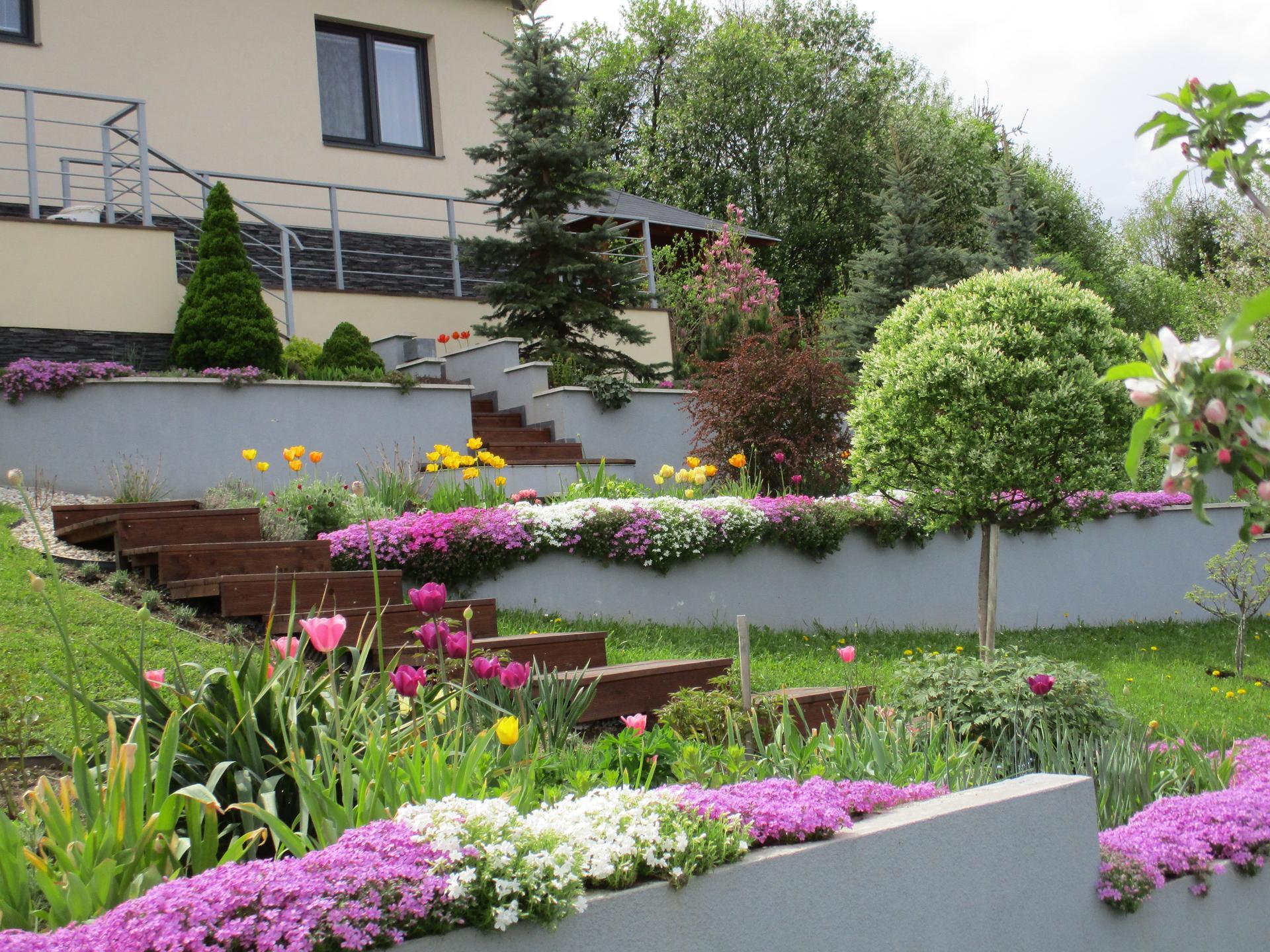 Jar v našej záhrade - Obrázok č. 46