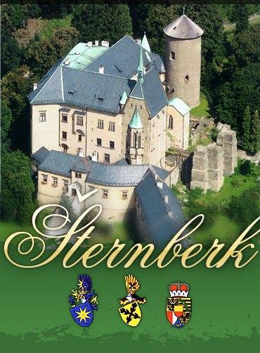 Co už máme ;-)))) - Hrad Šternberk - tady budeme mít obřad :-))