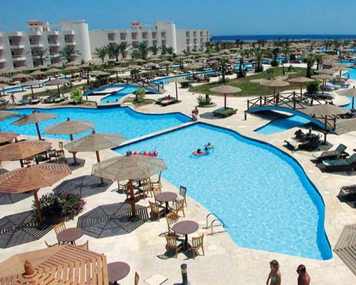 "Co už máme ;-)))) - Svatební cesta ;-)))) ""Egypt - Hilton Long Beach"""