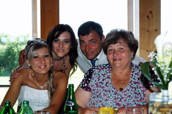 S babičkou a taťkou :-)))