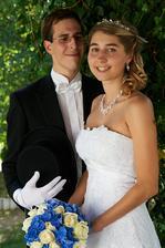 Malá ochutnávka ze svatby :)