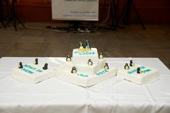Náš dort :)