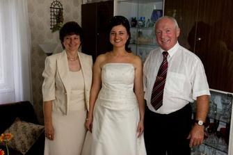 """Poslední """"rodinná"""" fotka za svobodna..."""