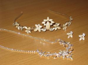 Doplňky pro nevěstu .. něco nového  :-)