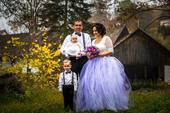 Svatební tylová sukně, 42
