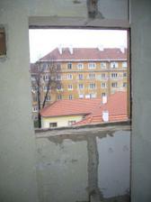 chodba bez okna