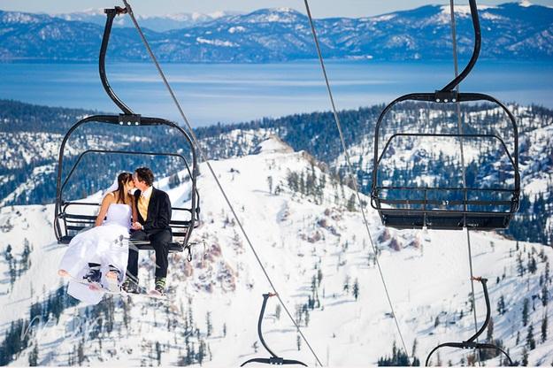Námety na zimné svadobné fotenie - Obrázok č. 3
