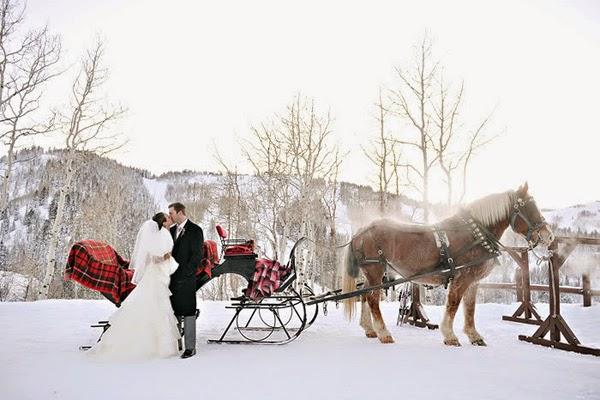 Námety na zimné svadobné fotenie - Obrázok č. 4