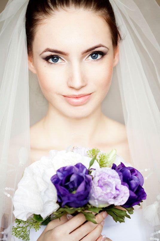 Svadobný makeup - inšpirácia - Obrázok č. 1