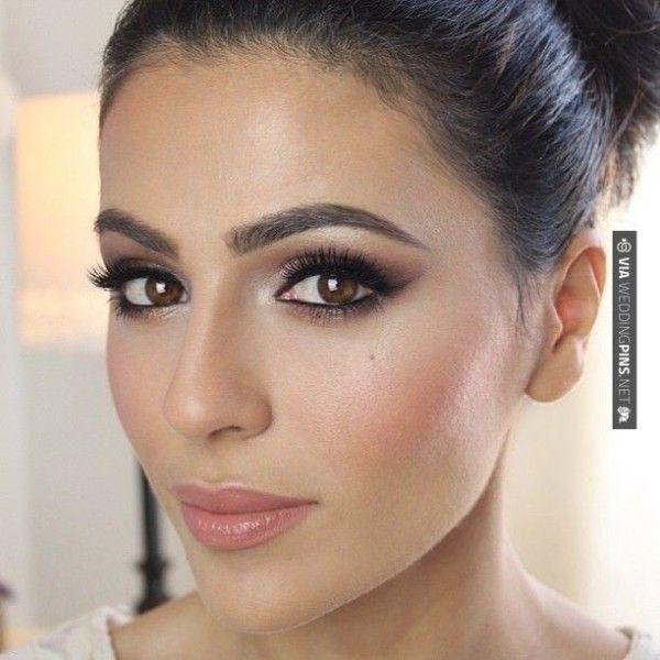 Svadobný makeup - inšpirácia - Obrázok č. 7