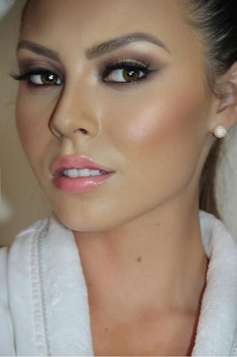 Svadobný makeup - inšpirácia - Obrázok č. 10