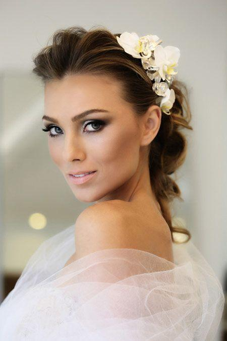Svadobný makeup - inšpirácia - Obrázok č. 11