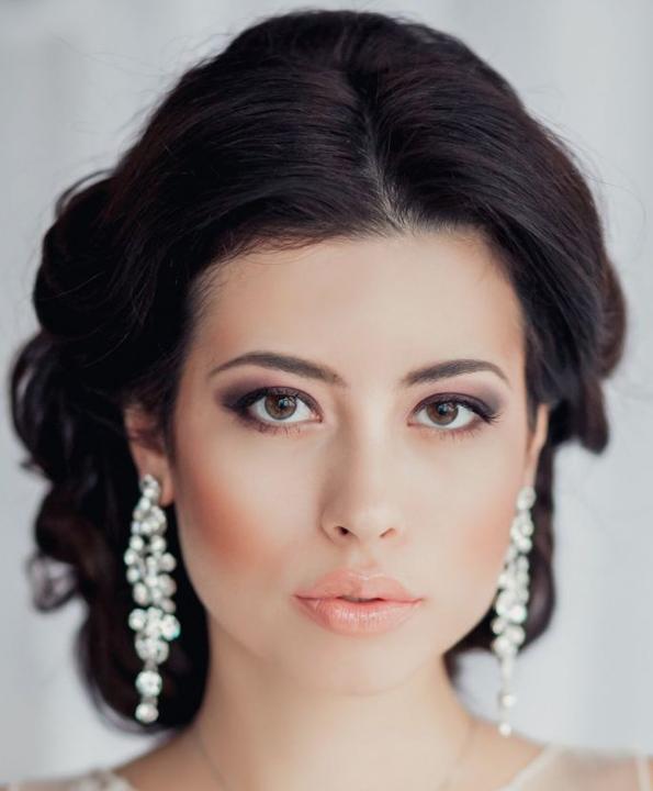 Svadobný makeup - inšpirácia - Obrázok č. 18