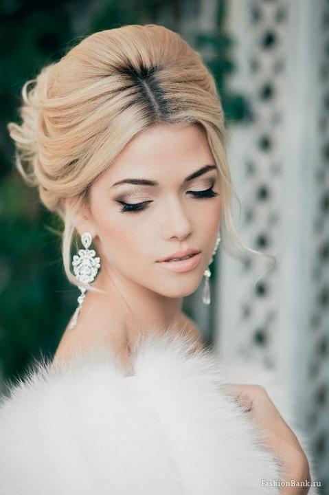 Svadobný makeup - inšpirácia - Obrázok č. 21