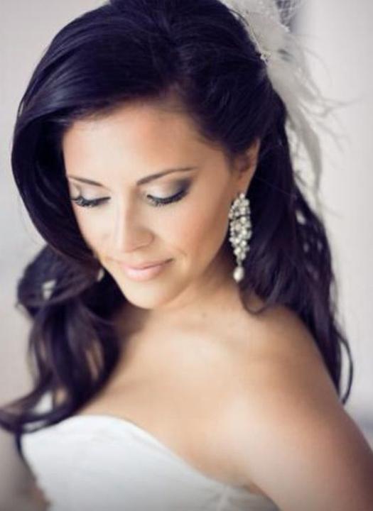 Svadobný makeup - inšpirácia - Obrázok č. 22