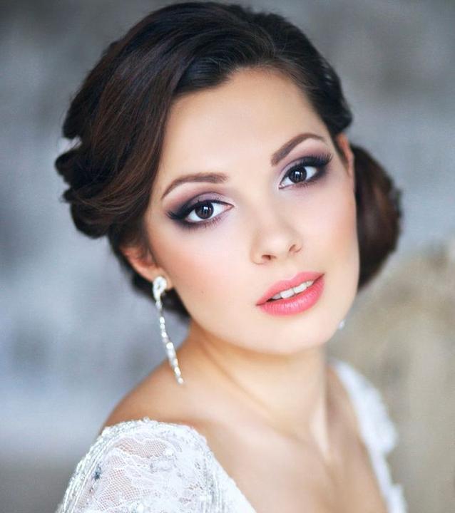 Svadobný makeup - inšpirácia - Obrázok č. 29