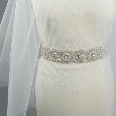 Nové handmade opasky na svadobné a spoločenské šaty :) - Obrázok č. 1