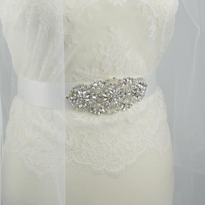 Nové handmade opasky na svadobné a spoločenské šaty :) - Obrázok č. 2