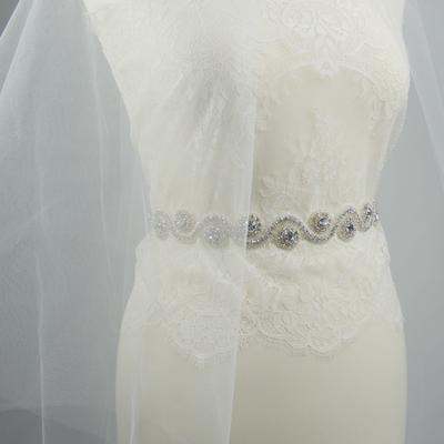 Nové handmade opasky na svadobné a spoločenské šaty :) - Obrázok č. 3