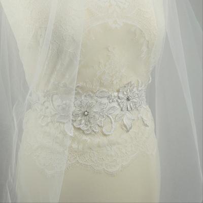 Nové handmade opasky na svadobné a spoločenské šaty :) - Obrázok č. 4