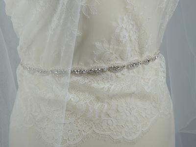 Nové handmade opasky na svadobné a spoločenské šaty :) - Obrázok č. 6