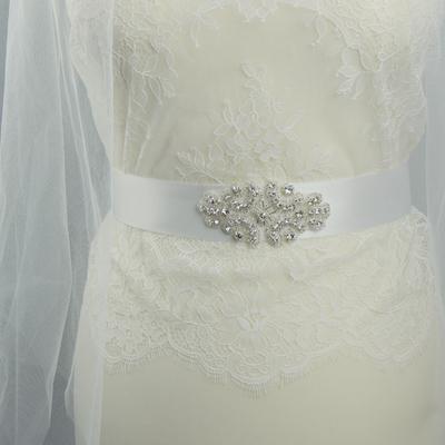 Nové handmade opasky na svadobné a spoločenské šaty :) - Obrázok č. 7