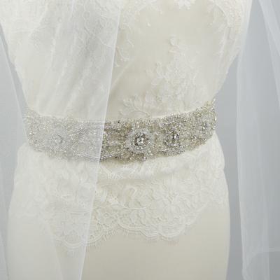 Nové handmade opasky na svadobné a spoločenské šaty :) - Obrázok č. 8