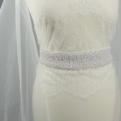Nové handmade opasky na svadobné a spoločenské šaty :) - Obrázok č. 9