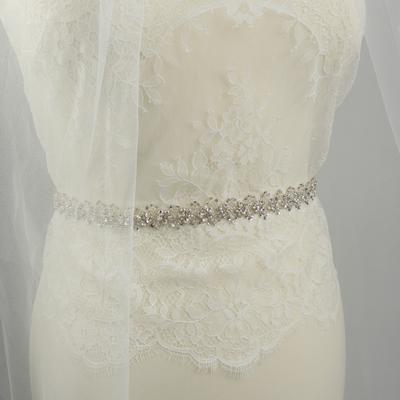 Nové handmade opasky na svadobné a spoločenské šaty :) - Obrázok č. 10