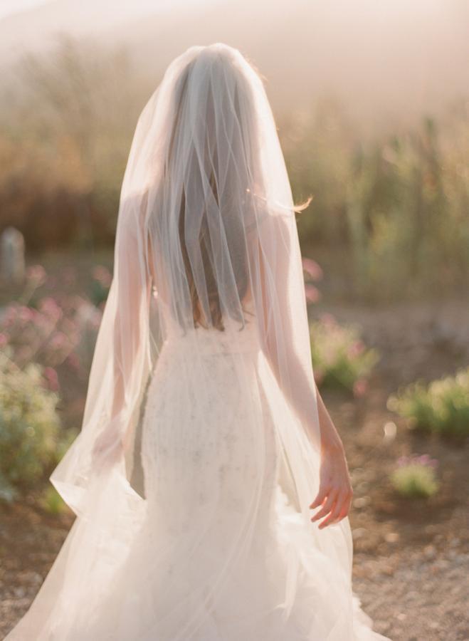 V jednoduchosti a kvalite je krása - najjemnejšie svadobné závoje - Obrázok č. 3