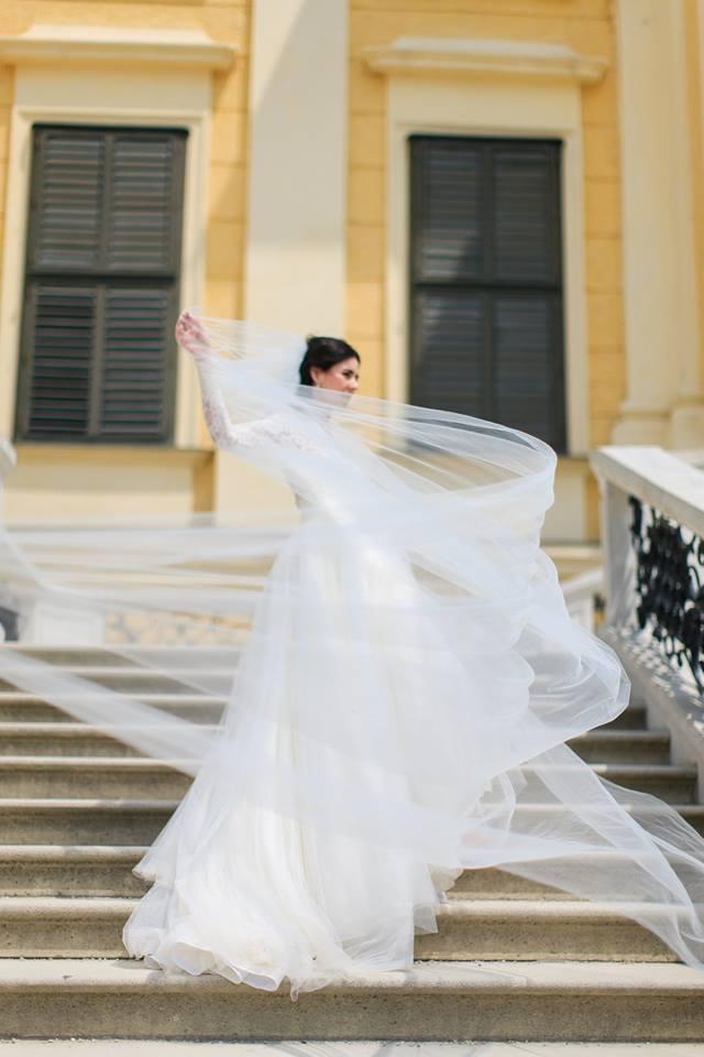 V jednoduchosti a kvalite je krása - najjemnejšie svadobné závoje - Obrázok č. 7