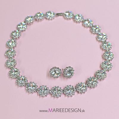Sety šperkov: náhrdelník + náušnice SKLADOM :) - Obrázok č. 4