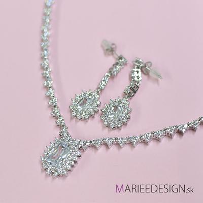 Sety šperkov: náhrdelník + náušnice SKLADOM :) - Obrázok č. 6