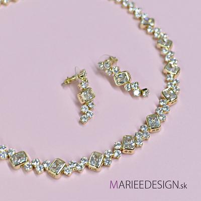 Sety šperkov: náhrdelník + náušnice SKLADOM :) - Obrázok č. 7