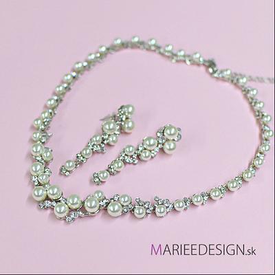 Sety šperkov: náhrdelník + náušnice SKLADOM :) - Obrázok č. 8