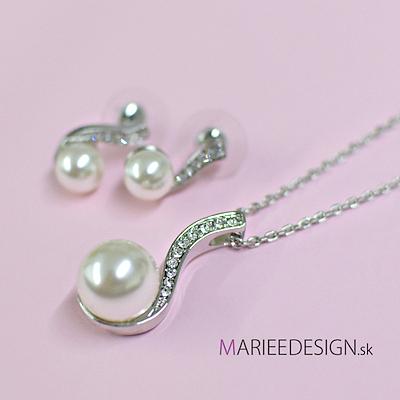 Sety šperkov: náhrdelník + náušnice SKLADOM :) - Obrázok č. 9