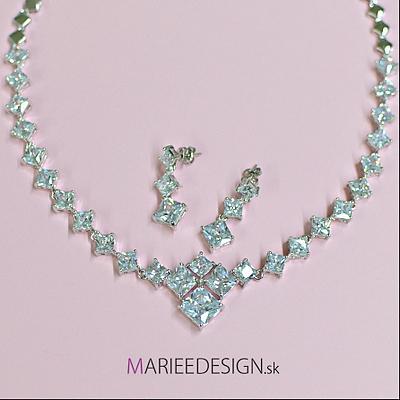 Sety šperkov: náhrdelník + náušnice SKLADOM :) - Obrázok č. 10