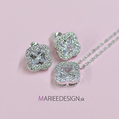 Sety šperkov: náhrdelník + náušnice SKLADOM :) - Obrázok č. 11