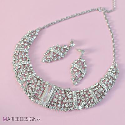 Sety šperkov: náhrdelník + náušnice SKLADOM :) - Obrázok č. 14