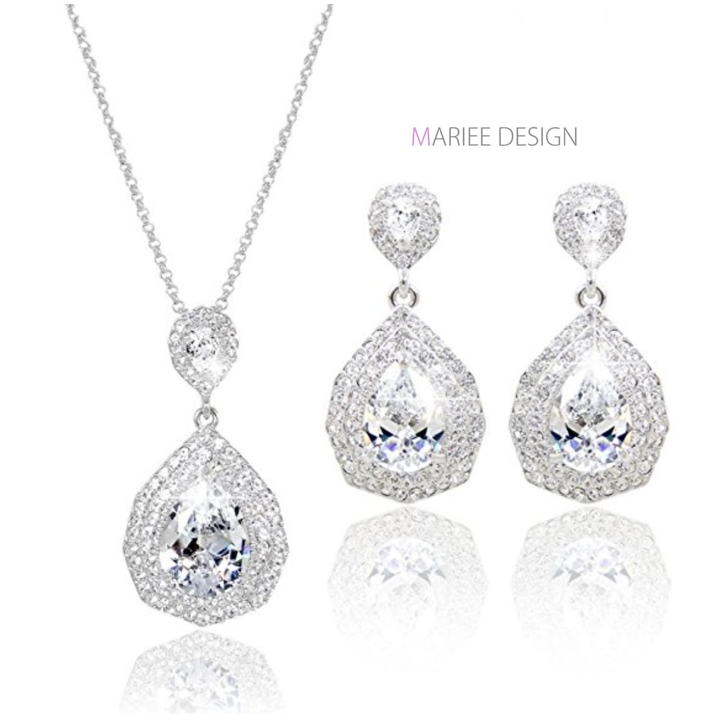 Sety šperkov: náhrdelník + náušnice SKLADOM :) - Obrázok č. 19