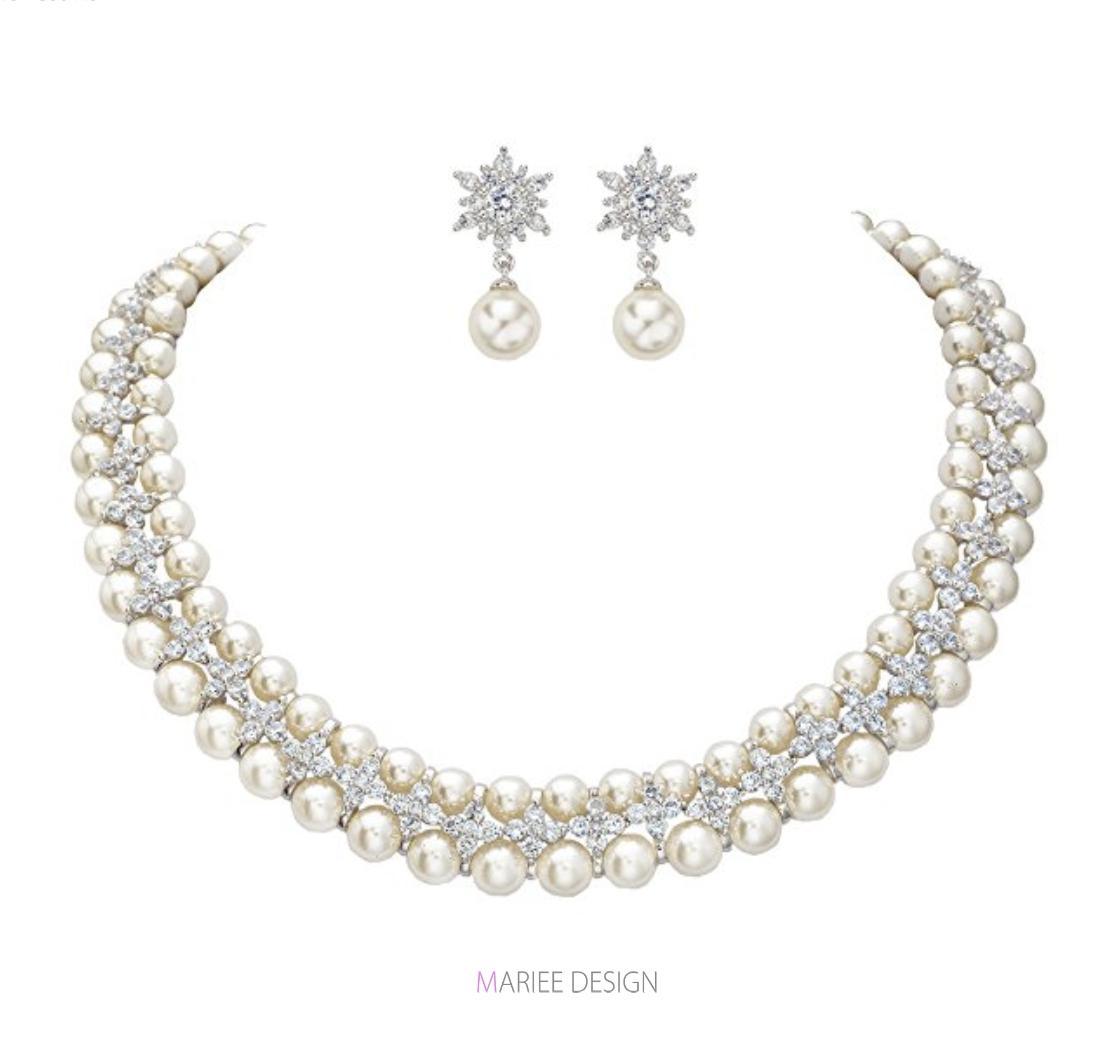 Sety šperkov: náhrdelník + náušnice SKLADOM :) - Obrázok č. 21