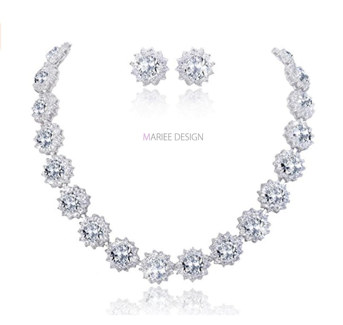 Sety šperkov: náhrdelník + náušnice SKLADOM :) - Obrázok č. 22